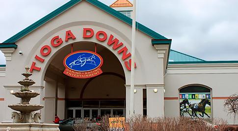 900 pekerjaan Vernon dan Tioga Downs dapat dihentikan pada bulan September