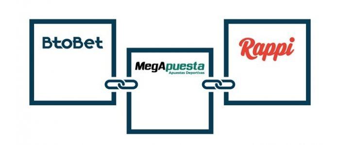 BtoBet, Rappi dan Megapuesta menandatangani kesepakatan penting
