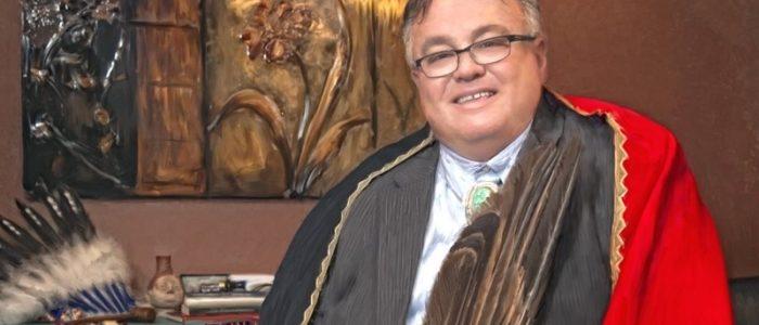 John Berrey dikalahkan untuk pemilihan kembali sebagai ketua Quapaw Nation