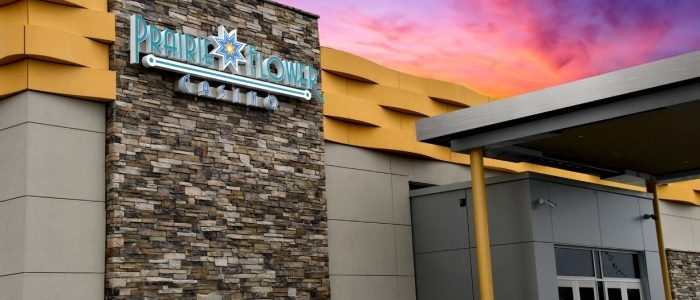 Kasino Amerika asli di Iowa untuk sementara tidak merokok