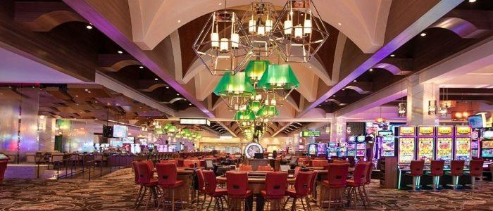 Kasino Del Lago memberhentikan lebih dari 1.000 pekerja