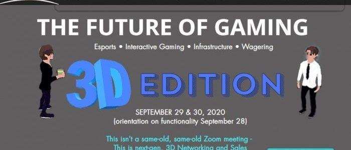 Kasino Esport Conference bergerak online untuk menawarkan pengalaman 3D