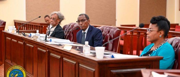 Komisi Kontrol Kasino Kepulauan Virgin AS mendesak Pemerintah untuk mengisi posting secara permanen