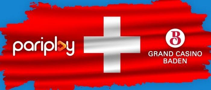 Pariplay berekspansi ke Pasar iGaming Swiss dengan kesepakatan Grand Casino Baden