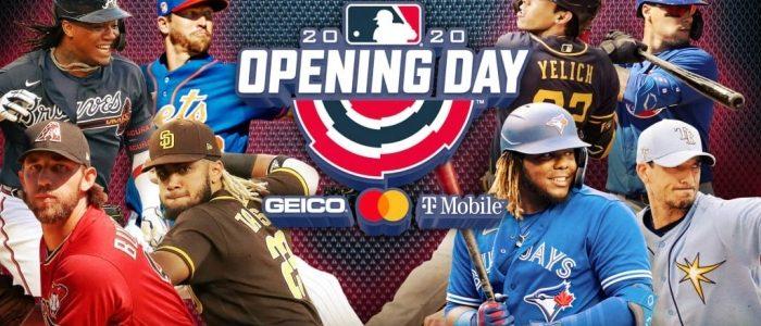 Pertempuran Sportsbook AS untuk taruhan pada hari pembukaan MLB