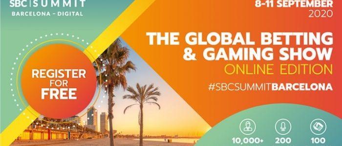 SBC Summit Barcelona - Digital 2020 mengumumkan inisiatif tiket gratis