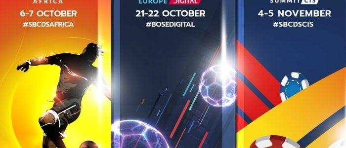 SBC mengumumkan acara digital untuk Eropa, Amerika, CIS & Afrika